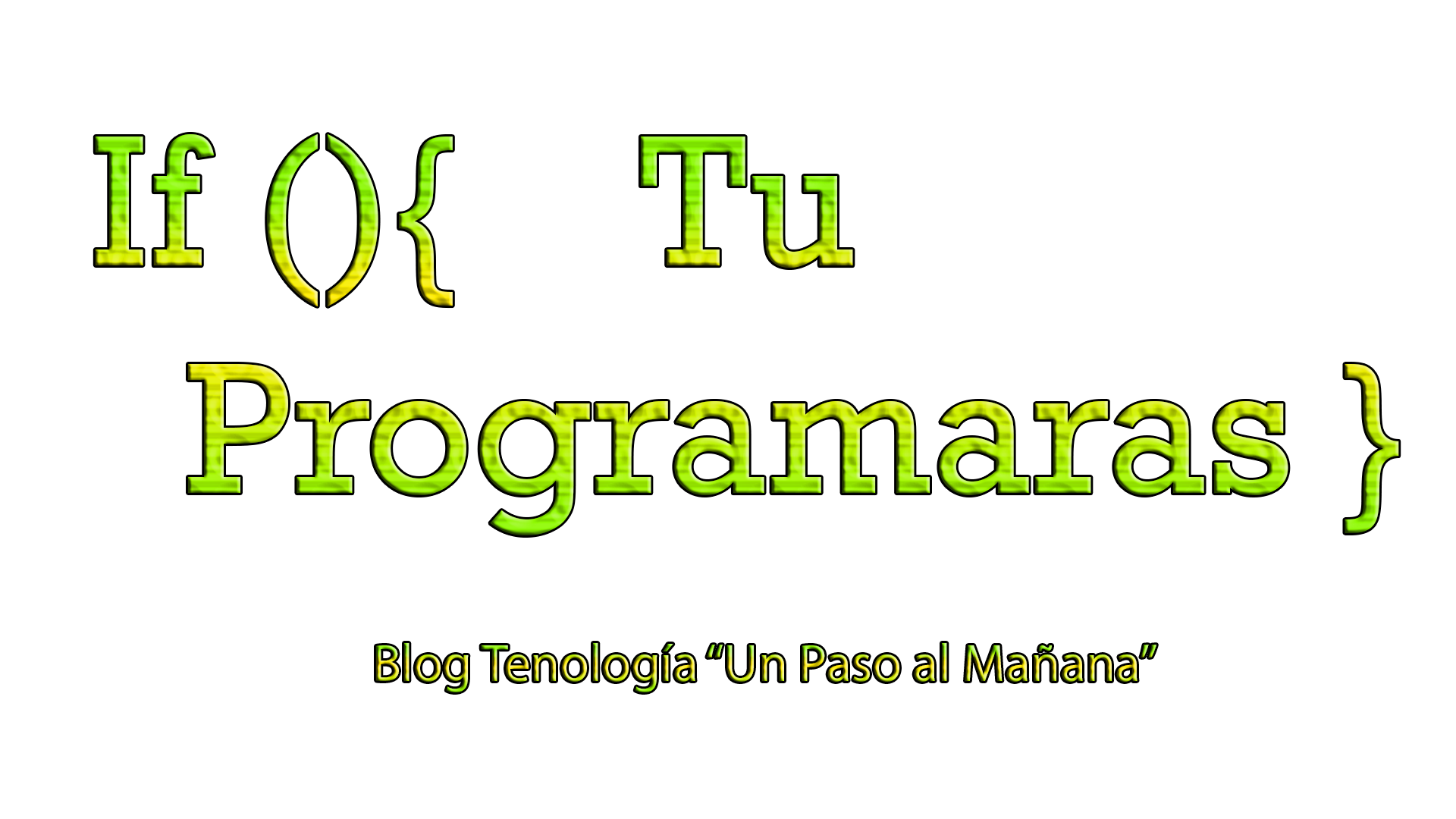 Logo TuProgramaras